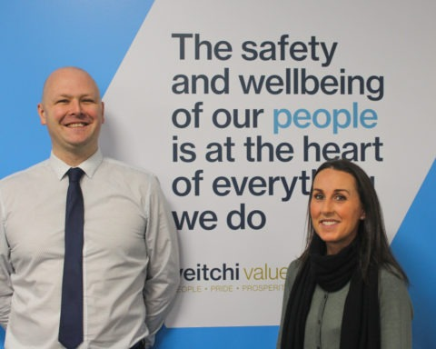 Veitchi Health and Safety Team